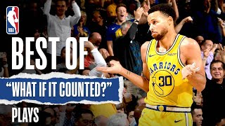 Best What If It Counted Plays   NBA History Part 2️⃣