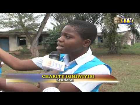 Students Of Itohan Grammer School Decry Dilapidating Nature Of School