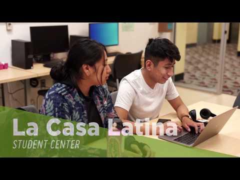 La Casa Latina Student Center