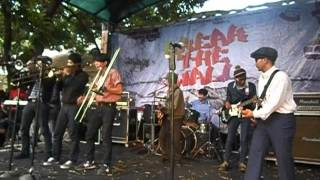 Rocket Steady Brenjhon Anthem@Unpas Setiabudhi