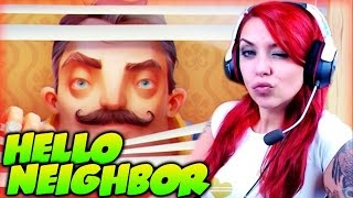 TREMENDO BUG DEL VECINO!! LE REGISTRO LA CASA!! HELLO NEIGHBOR - Patty Dragona