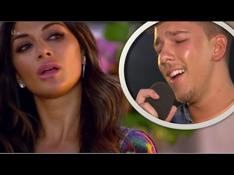 Matt Terry Sings About X Girlfriend And Makes Nicole DROOL! | Judges' Houses | The X Factor UK 2016