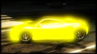 GTA 5 Online INSANE PULSATING NEON PAINT JOB + 2 OTHER AWESOME COLORS!