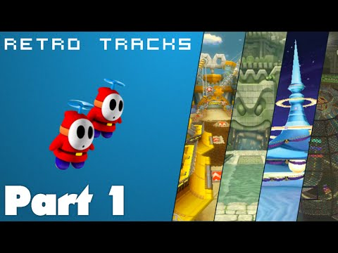 Mario Kart 9 - Ideas & Predictions - Part 1 (Retro Tracks)