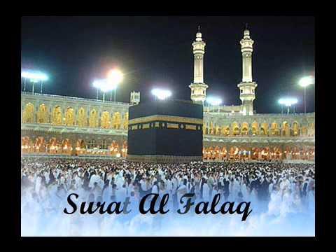 3 last Surahs of Quran Al Ikhlas,Al Falaq,An-nass For All Muslims