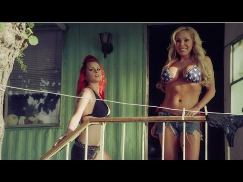 KICKING HAROLD Kill You [OFFICIAL VIDEO] Ugly & Festering Red Light District Mary Carey Sara Hedgren