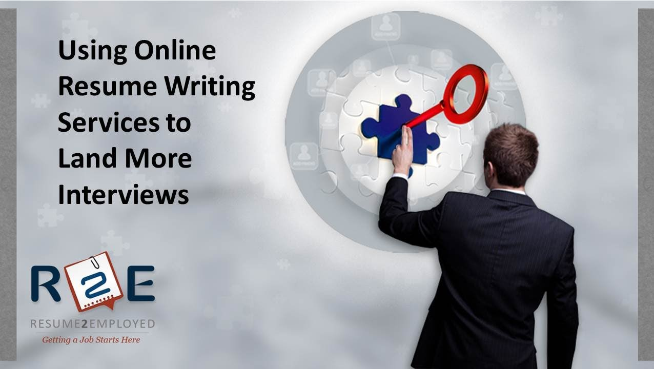 Using Online Resume Writing Services To Land More Interviews