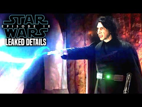 Star Wars Episode 9 Leaks Will Excite Fans!! & More! (Star