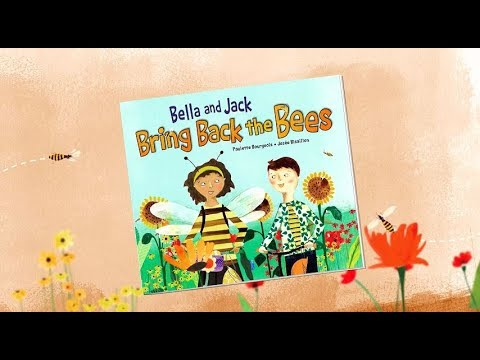 Honey Nut Cheerios Presents: Bella And Jack Bring Back The Bees Book