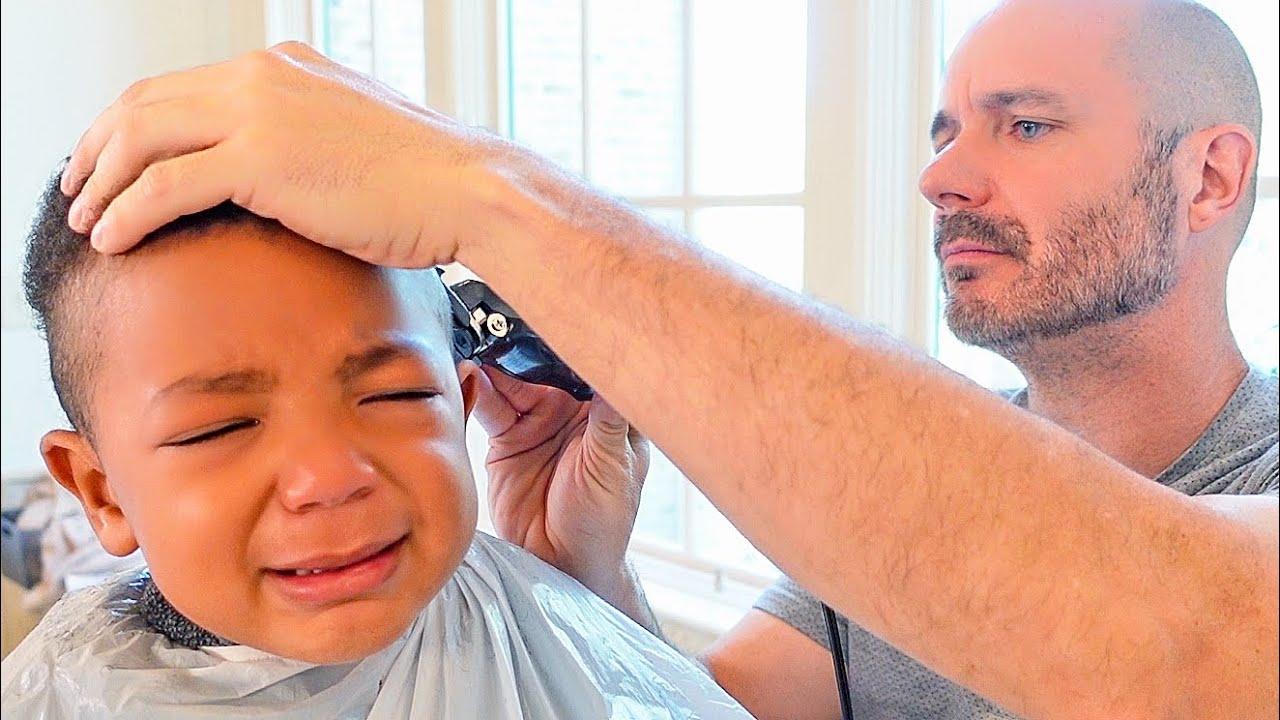 The EMERGENCY Haircut!