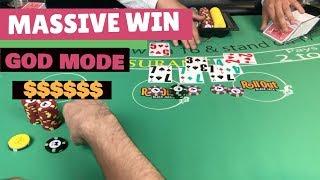 Massive WIN - God Mode - Spot the Mistake - NeverSplit10s
