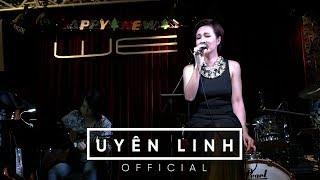 |Live| Ước Sao Ta Chưa Gặp Nhau - Uyên Linh