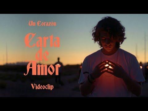 Carta de Amor - Un Corazón (Videoclip Oficial)