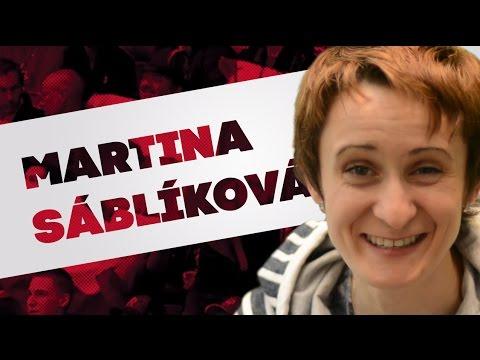 Martina Sáblíková: Miluju auta. Měla jsem jich tak deset [Naši šampioni]