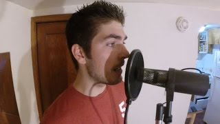 Breaking Benjamin Hollow Cover (Vocal/Instrumental Cover - SixFiction)