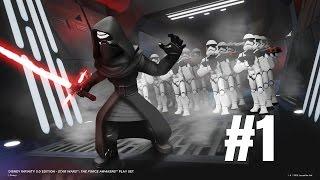 Disney Infinity 3.0 Gold Edition Gameplay Walkthrough - Twilight of the Republic Part 1 [PC HD]