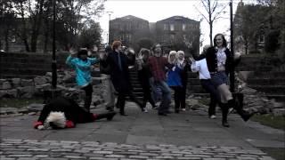 The Hetalia Yes Dance