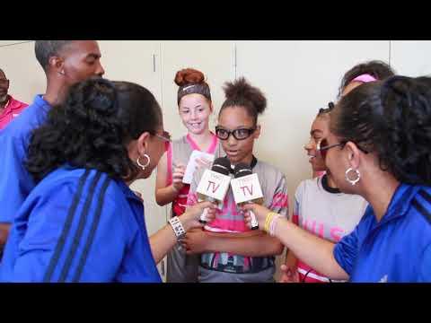 TwinSportsTV: Interview with Team Tulsa 6th Grade