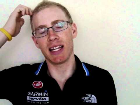 Andrew Talansky speaks about his Vuelta hopes