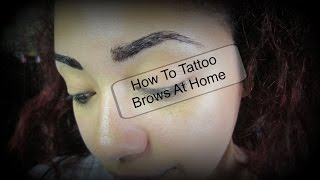 Video How To Henna Tint/Tattoo Your Eyebrows At Home download MP3, 3GP, MP4, WEBM, AVI, FLV November 2017
