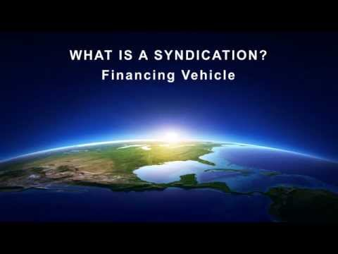Syndication Basics Training Part 1: What is a Syndication an