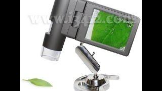 видео Купить портативный микроскоп Микрон Mobile