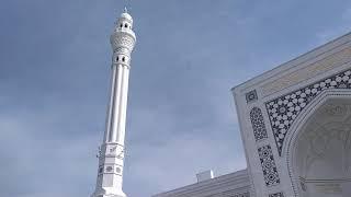 Мечеть Гордость всех мусульман в Шали, Чечня   сентябрь 2019