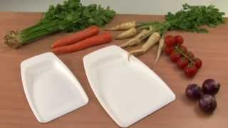 Chopping Board / Scoop Tescoma Presto 26 X 16 Cm And 30 X 21 Cm