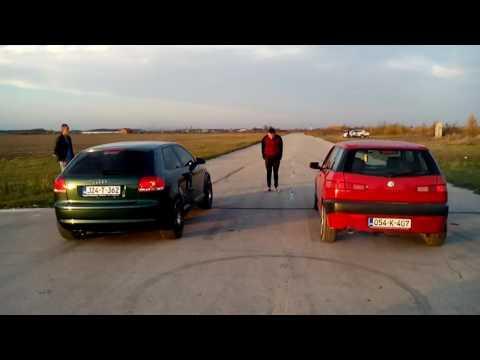 Alfa Romeo 145 vs Audi A3