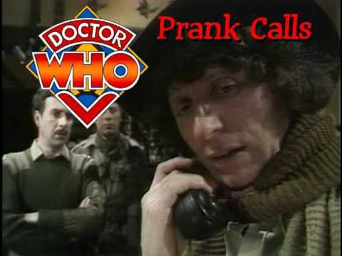 Doctor Who Calls Rail Enquiries