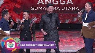 Gambar cover Surprise! Angga-Sumut Ngefans Reza DA, Ternyata yang Datang..  LIDA 2019