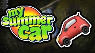 My Summer Car: AMISAUTONKASAUS-SIMULAATTORI!