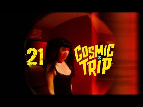 21st Cosmic Trip Festival ~ Bourges ~ France.  A Marcus Way Film