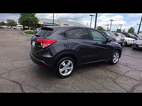 2016 Honda HR-V Schaumburg, Arlington Heights, Hoffman Estates, Des Plaines, Palatine, IL 14949P