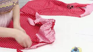 Видео урок: Пошив платье для беременных как сшить - Часть 1