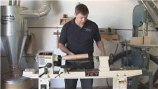 Wood Lathe Tips : Using A Wood Lathe