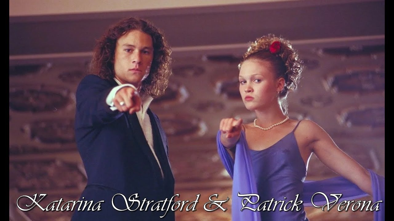 10 Things I Hate About You Patrick: Katarina Stratford & Patrick Verona (10 Things I Hate
