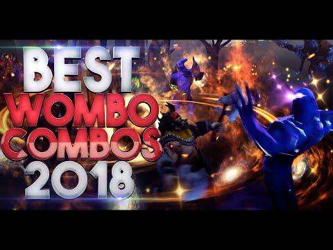 BEST WOMBO COMBOS Of 2018 - Dota 2