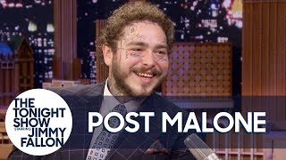 "Post Malone Previews ""Circles"" from His Unreleased Third Album Video"
