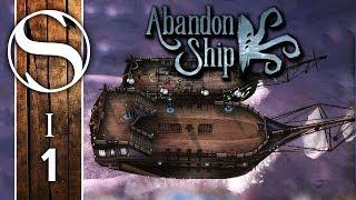 #1 Age Of Sail Meets HP Lovecraft - Abandon Ship - Abandon Ship Gameplay Walkthrough