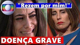 Chega noticia: Filha de Gloria Pires, atriz da Globo Cleo Pires, aos 36 anos saúde preocupa.