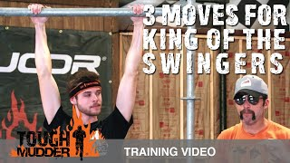 King of Swingers (Official Obstacle Training) | Tough Mudder