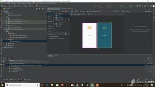 Android studio:- first app (emulator problem for amd processor)