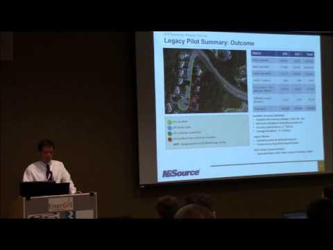 EnerGIS 2015: Precision GPS at NiSource, Josh Bates