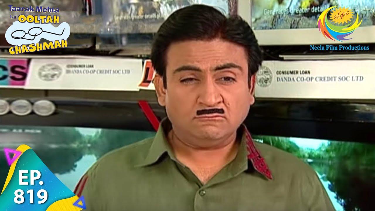 Download Taarak Mehta Ka Ooltah Chashmah - Episode 819 - Full Episode