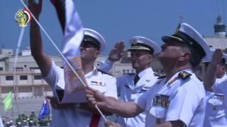 طراد صواريخ روسي يدخل الأسطول المصري!