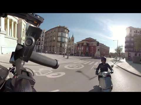 GoPro Fusion 360 DJI Ronin 2 Camera Car Madrid