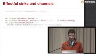Advanced Stream Processing in Scala