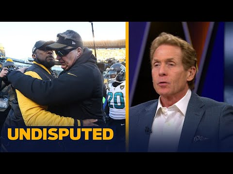 Skip and Shannon discuss who deserves the blame for the Steelers' loss to the Jags | UNDISPUTED