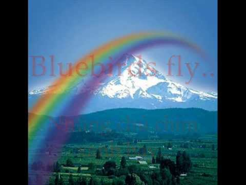 Vietsub + Lyrics  Somewhere over the rainbow  IZ Israel Kamakawiwo Ole